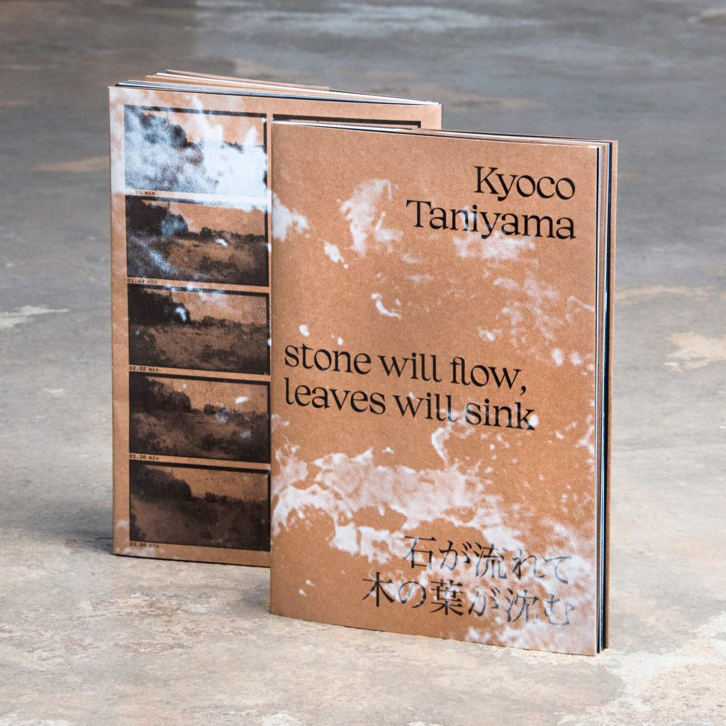 Kyoco Taniyama Art Publication